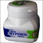 Hyperol tabletta 20db-os