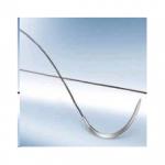 Sebvarró tű atraumatikus 5/0 VAVO plasztikai nem felszívódó 45cm fonál 12x