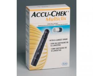 Accu-Chek Multiclix ujjbegy szúró kitt