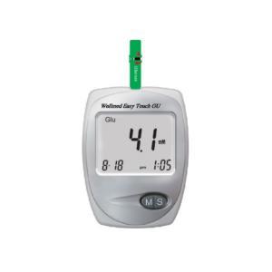 Easy Touch GU vércukormérő és hugysavmérőkészülék