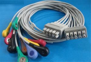 EKG páciens kábel MAC400