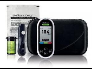 OneTouch Select PLUS vércukormérő készülék