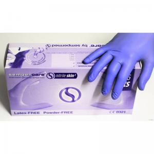SEMPERCARE nitrile skin2, XS-S-M-L