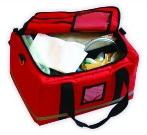 Sürgösségi táska BÉTA (Felszerelt)