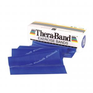 Thera-Band gumiszalag kék extraerős 550 cm