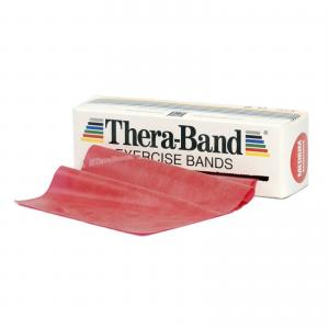 Thera-band gumszallag 2m piros