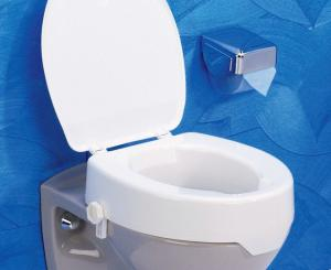 WC magasító Easy Clip 10 cm fedeles